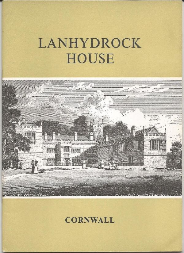Lanhydrock House, Cornwall - 1972 guidebook